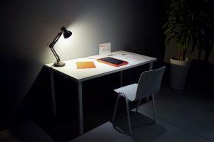 Belysning på arbetsplatsen